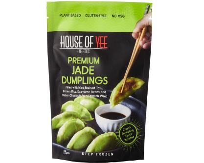 Jade Vegan Dumplings